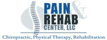 Pain and Rehab Center Logo
